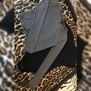 Crop Top & bodysuit bundle!